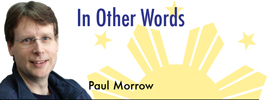 In Other Words by Paul Morrow