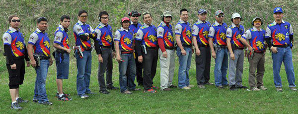 Local members of the IPSC